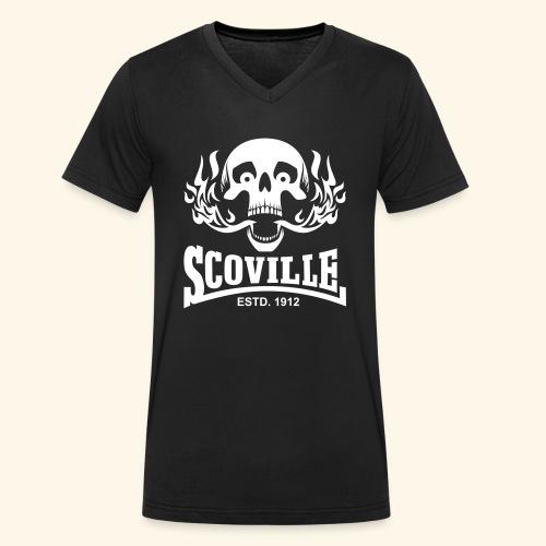 spassprediger.de presents: Scoville - Männer Bio-T-Shirt mit V-Ausschnitt von Stanley & Stella