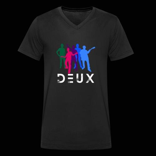 tshirt - T-shirt bio col V Stanley & Stella Homme