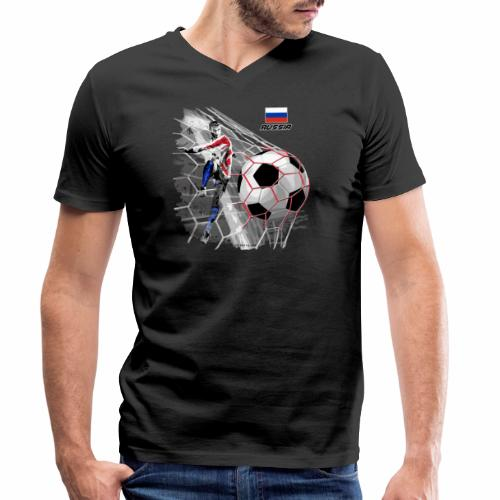 GP22F-04 RUSSIAN FOOTBALL TEXTILES AND GIFTS - Stanley & Stellan naisten luomupikeepaita