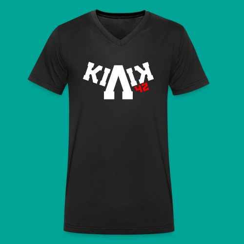 Tanktop für Frauen mit dem Killa Logo - Männer Bio-T-Shirt mit V-Ausschnitt von Stanley & Stella