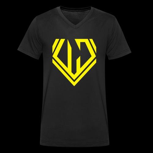 Unredd - Alpha Icon - Männer Bio-T-Shirt mit V-Ausschnitt von Stanley & Stella