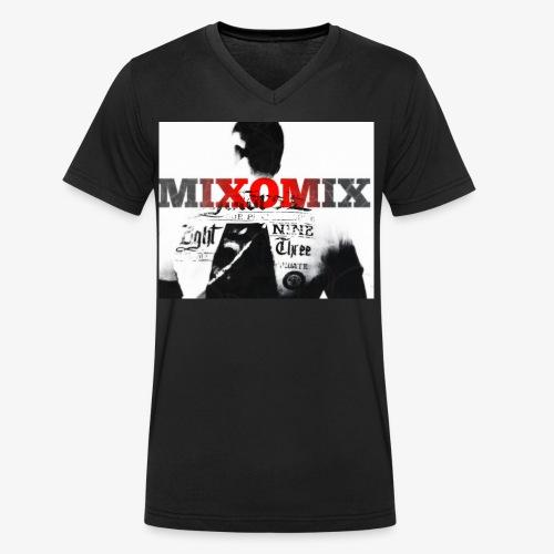 MIXOMIX - Männer Bio-T-Shirt mit V-Ausschnitt von Stanley & Stella