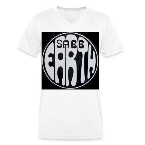 SabbEarth - Men's Organic V-Neck T-Shirt by Stanley & Stella