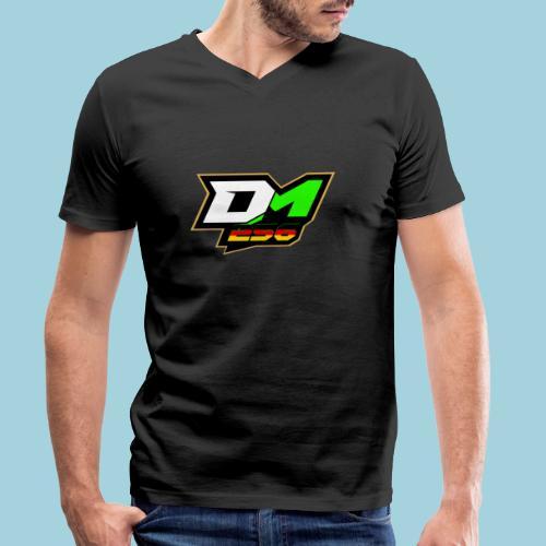 Dominik Möser - Männer Bio-T-Shirt mit V-Ausschnitt von Stanley & Stella