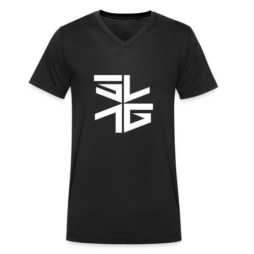 SLGL - Männer Bio-T-Shirt mit V-Ausschnitt von Stanley & Stella
