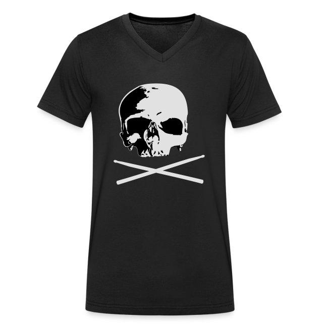 skull and sticks