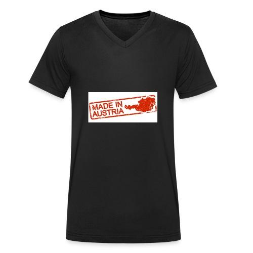 65186766 s - Männer Bio-T-Shirt mit V-Ausschnitt von Stanley & Stella