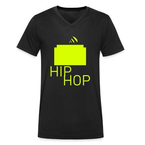 Hip Hop - Männer Bio-T-Shirt mit V-Ausschnitt von Stanley & Stella