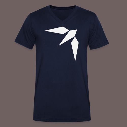 GBIGBO zjebeezjeboo - Rock - Hirondelle - T-shirt bio col V Stanley & Stella Homme
