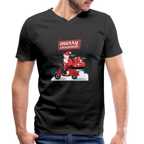 Gift 04 - T-shirt bio col V Stanley & Stella Homme
