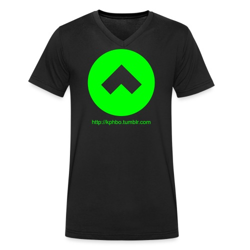 bo3 - T-shirt bio col V Stanley & Stella Homme