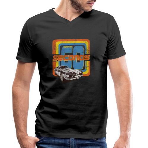60 Seconds - Männer Bio-T-Shirt mit V-Ausschnitt von Stanley & Stella