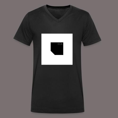ecke - Männer Bio-T-Shirt mit V-Ausschnitt von Stanley & Stella