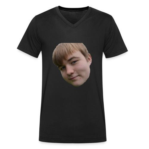 adam - Ekologisk T-shirt med V-ringning herr från Stanley & Stella