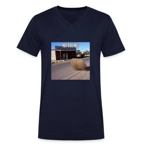 NOTHING - T-shirt bio col V Stanley & Stella Homme