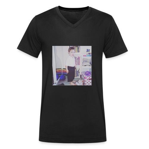 IMG 0943 - Men's Organic V-Neck T-Shirt by Stanley & Stella