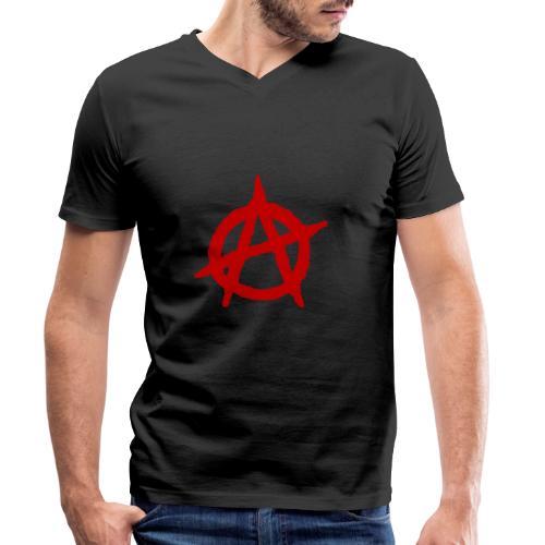 Aperitif! - Männer Bio-T-Shirt mit V-Ausschnitt von Stanley & Stella