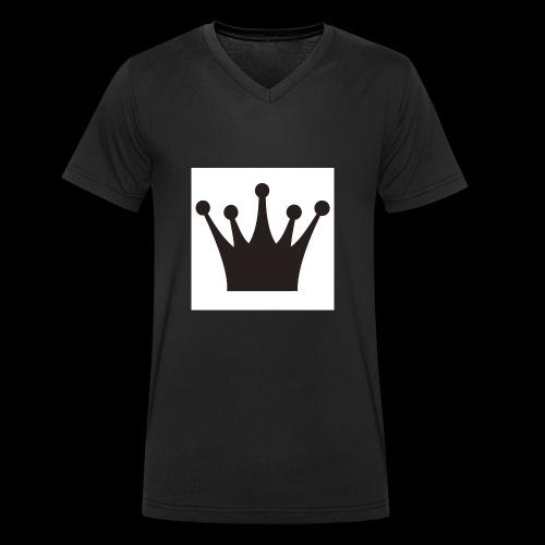 images23G36VSQ - Männer Bio-T-Shirt mit V-Ausschnitt von Stanley & Stella
