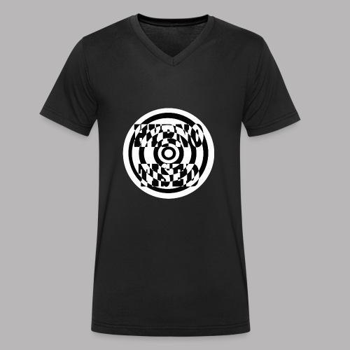 HYPNO-TISED - Men's Organic V-Neck T-Shirt by Stanley & Stella