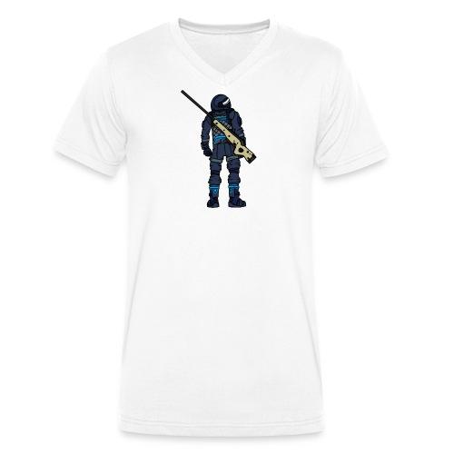 Noscoped - Men's Organic V-Neck T-Shirt by Stanley & Stella