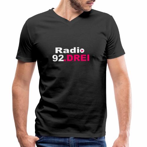 shop logo - Männer Bio-T-Shirt mit V-Ausschnitt von Stanley & Stella