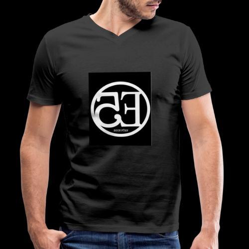 Egon2 - Ekologisk T-shirt med V-ringning herr från Stanley & Stella
