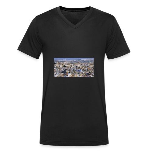 IMG 5629 - T-shirt bio col V Stanley & Stella Homme