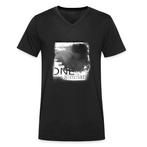One Woman - Männer Bio-T-Shirt mit V-Ausschnitt von Stanley & Stella