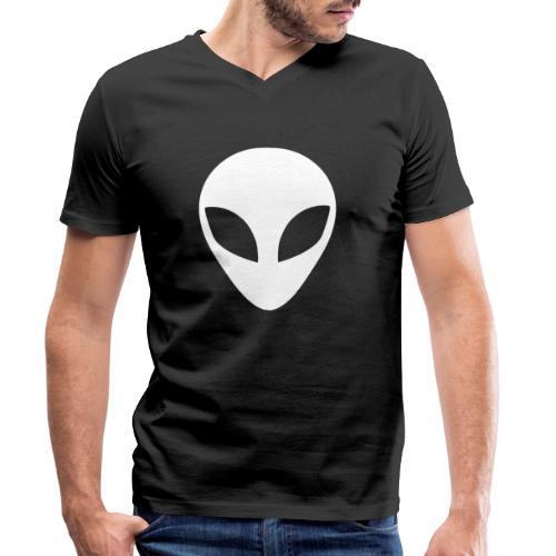 Alien - Mannen bio T-shirt met V-hals van Stanley & Stella