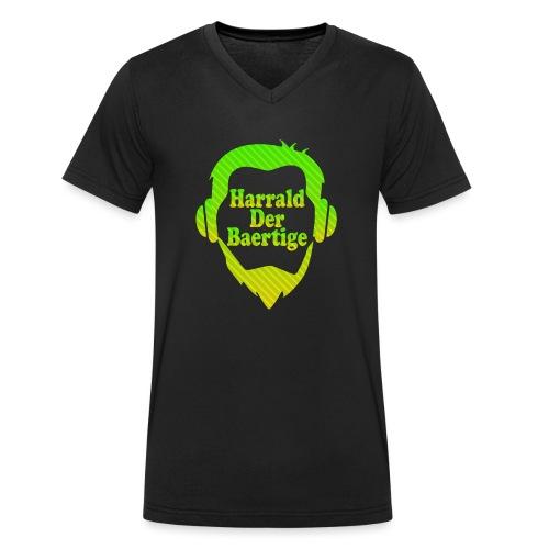 HdB Top - Männer Bio-T-Shirt mit V-Ausschnitt von Stanley & Stella
