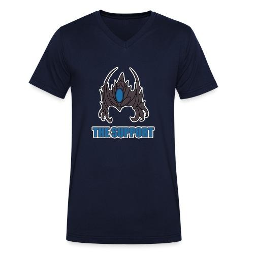 Nami Support Main - Männer Bio-T-Shirt mit V-Ausschnitt von Stanley & Stella