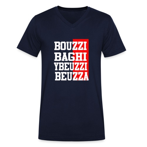 Bouzzi - T-shirt bio col V Stanley & Stella Homme