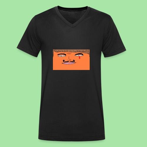 MOL-BOI - T-shirt bio col V Stanley & Stella Homme