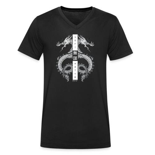 DRAGON - T-shirt bio col V Stanley & Stella Homme