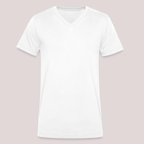 eat, drink & fuck! - T-shirt ecologica da uomo con scollo a V di Stanley & Stella