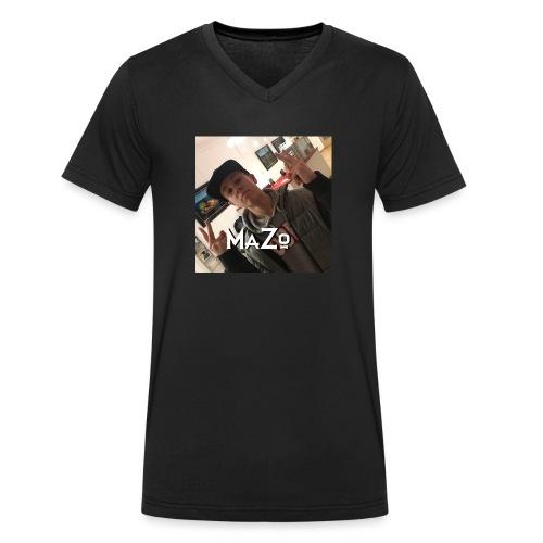 MaZo Bild 2 - Männer Bio-T-Shirt mit V-Ausschnitt von Stanley & Stella