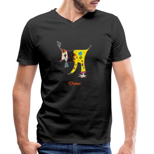 Damus - T-shirt bio col V Stanley & Stella Homme