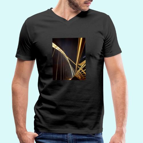 perspective - T-shirt bio col V Stanley & Stella Homme
