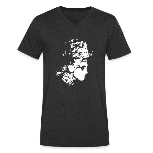henkbolt - Männer Bio-T-Shirt mit V-Ausschnitt von Stanley & Stella