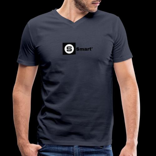 Smart' ORIGINAL - Men's Organic V-Neck T-Shirt by Stanley & Stella