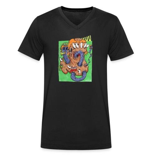 Vermulet Youhouuuuuuu - T-shirt bio col V Stanley & Stella Homme