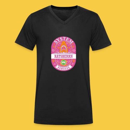CoastGuard2 - Männer Bio-T-Shirt mit V-Ausschnitt von Stanley & Stella