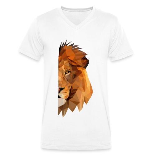 LION - MINIMALISTE - T-shirt bio col V Stanley & Stella Homme