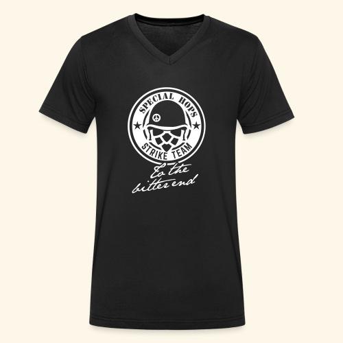 Special Hops Strike Team - Männer Bio-T-Shirt mit V-Ausschnitt von Stanley & Stella
