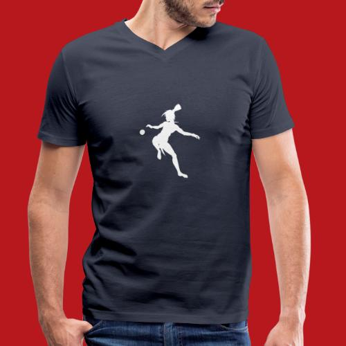 Joueur d'Ulama - T-shirt bio col V Stanley & Stella Homme