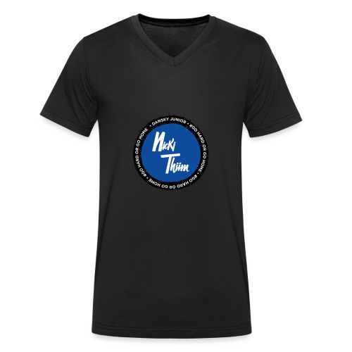 Classic Logo - Männer Bio-T-Shirt mit V-Ausschnitt von Stanley & Stella