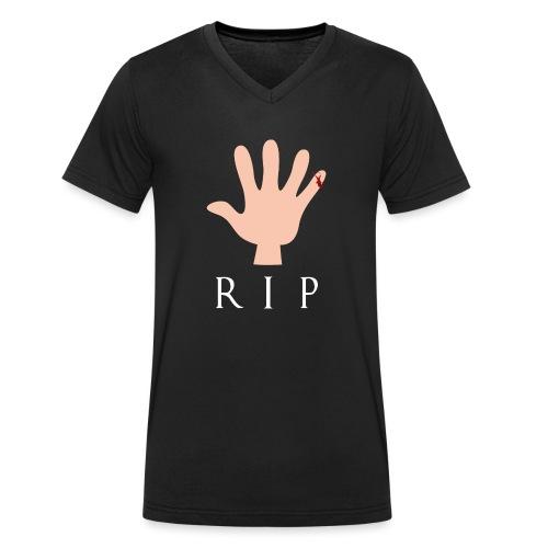 RIP Littlefinger - GoT - Männer Bio-T-Shirt mit V-Ausschnitt von Stanley & Stella