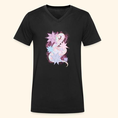 GirlySnake - T-shirt bio col V Stanley & Stella Homme