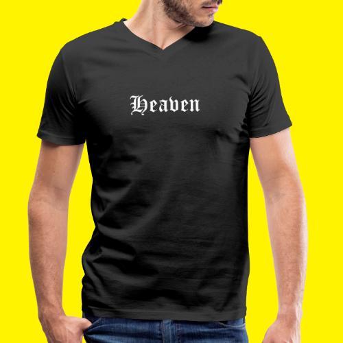 Heaven - Men's Organic V-Neck T-Shirt by Stanley & Stella