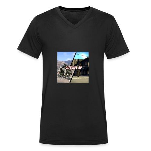 25520186 1487734038006238 33100251 n - T-shirt bio col V Stanley & Stella Homme
